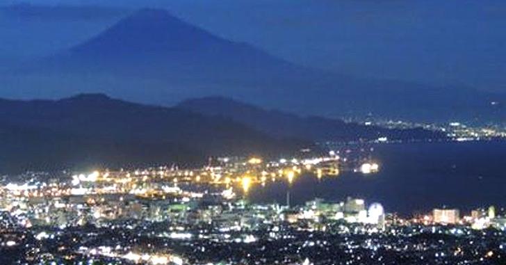 71位|日本平ホテル 夜景がキレイなホテルランキング