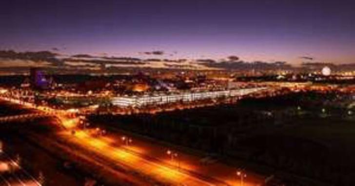 74位|SPA&HOTEL舞浜ユーラシア 夜景がキレイなホテルランキング
