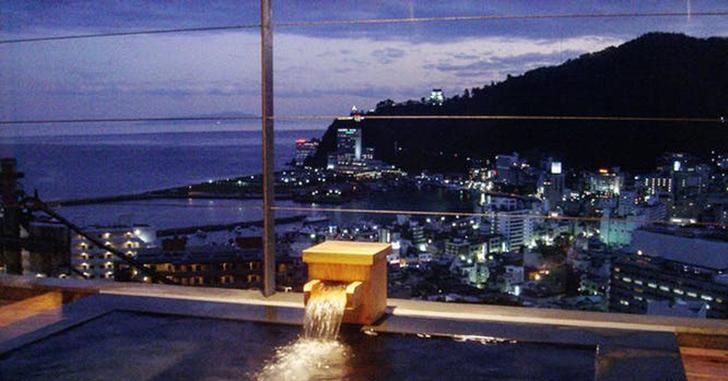 77位|熱海温泉 Relax Resort Hotel リラックスリゾートホテル 夜景がキレイなホテルランキング
