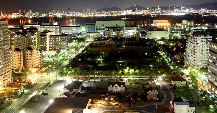 88位|ホテルプラザ神戸 夜景がキレイなホテルランキング