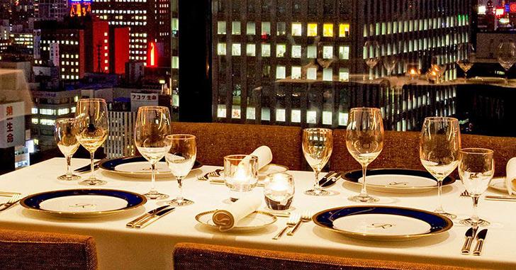 91位|センチュリーロイヤルホテル 夜景がキレイなホテルランキング