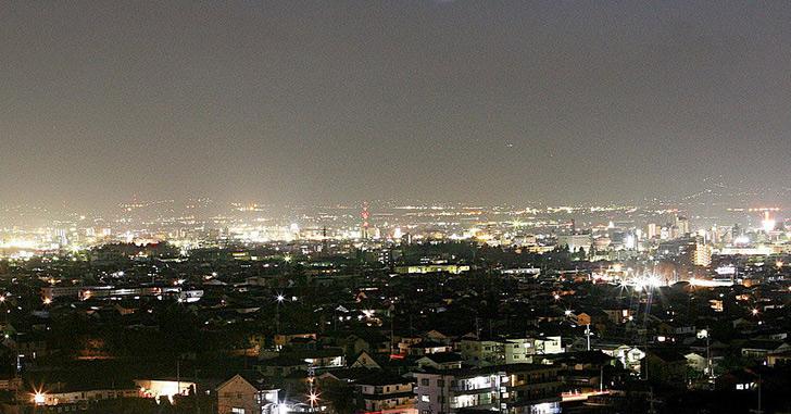 92位|信州松本 美ヶ原温泉 翔峰 夜景がキレイなホテルランキング