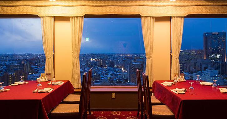 94位|ANAホリデイ・イン金沢スカイ 夜景がキレイなホテルランキング