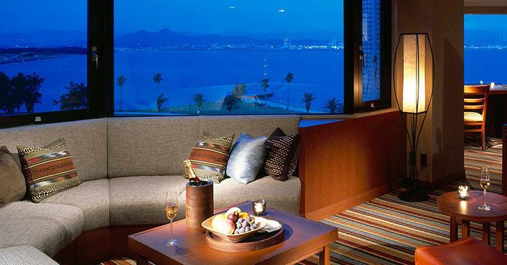 95位|THE LUIGANS-Spa & Resort-ザ・ルイガンズ.夜景がキレイなホテルランキング