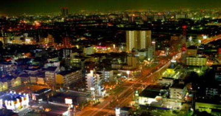 97位|大阪ジョイテルホテル 夜景がキレイなホテルランキング