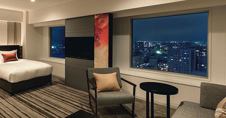 98位|ANAクラウンプラザホテル札幌 夜景がキレイなホテルランキング