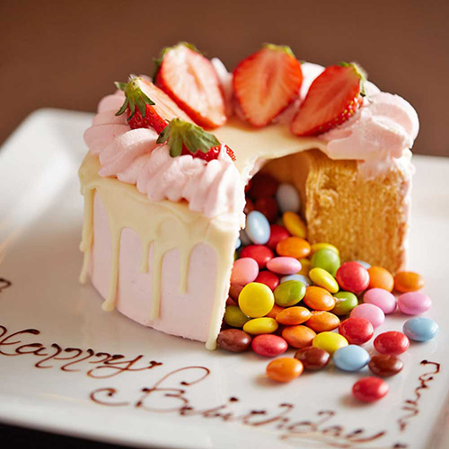 かくれんぼケーキ サプライズケーキ