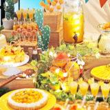 XEX 日本橋 サルヴァトーレ『マンゴーフェスティバル デザートブッフェ』の魅力と美味しさをご紹介