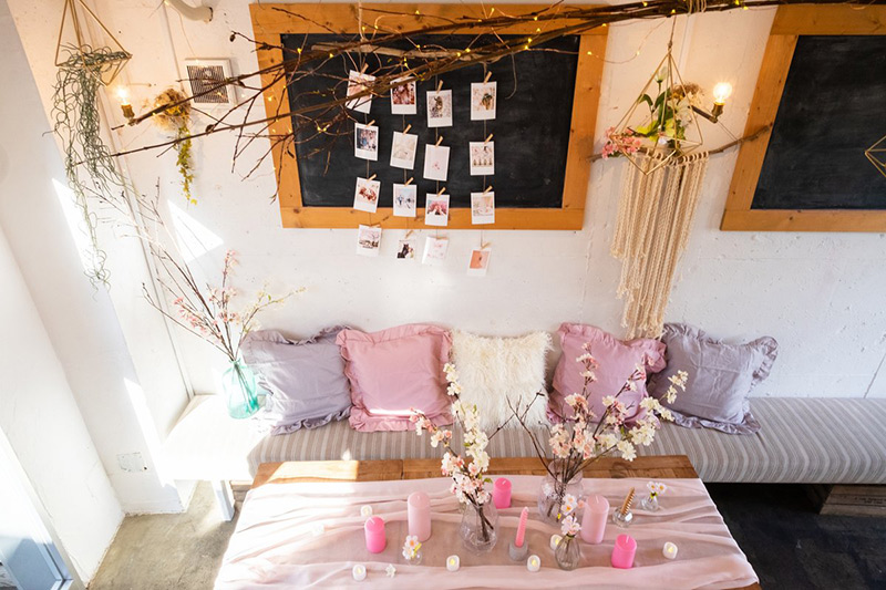 オーガニックカフェ「Re:Natural」|東京貸切レンタルパーティースペース