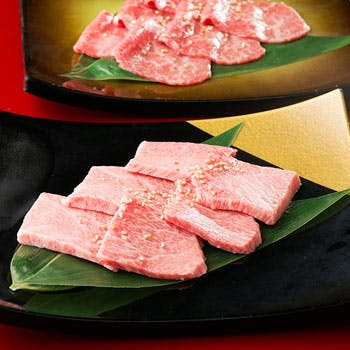 焼肉 綾小路 料理の肉