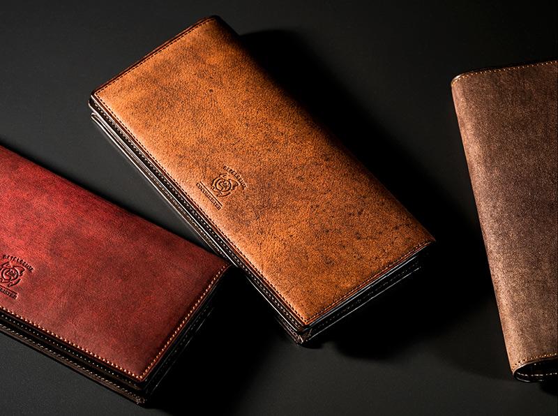 上品で品格を感じさせる洗練されたデザインも魅力!男好みな渋い財布「ココマイスター・ベテルギウス」