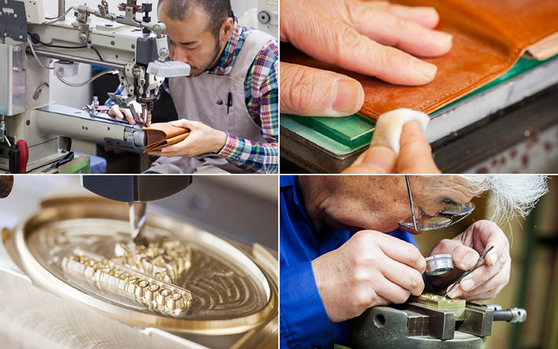 高い技術を持った伝統職人が作っているので、完成度が高い!男好みな渋い財布「ココマイスター・ベテルギウス」