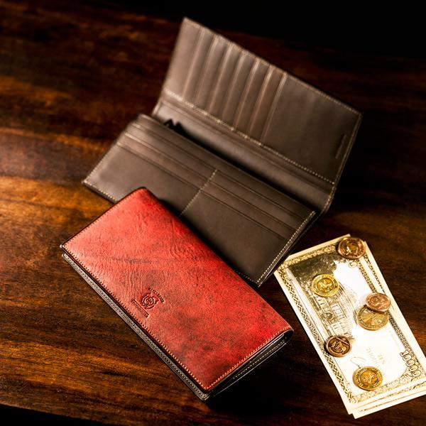 ベテルギウス・ハーシェルウォレット(薄型長財布)