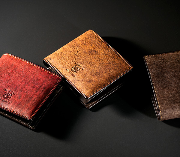 ベテルギウス・シリウスパース(二つ折り財布)