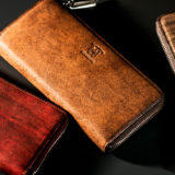 ヴィンテージ感が格好いい!男好みな渋い財布「ココマイスター・ベテルギウス」