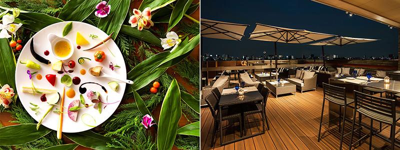 デートにぴったりな夜景の見えるイタリアンレストラン
