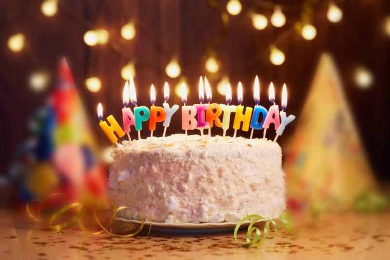 誕生日サプライズのイメージ