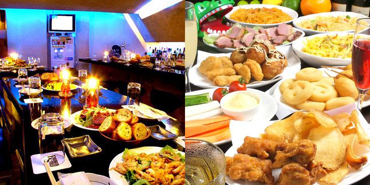バーボンストリート 渋谷 桜丘 スポーツバー カフェ
