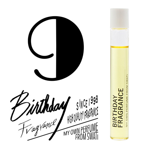 SWATi BIRTHDAY FRAGRANCE(バースデーフレグランス)9月誕生日