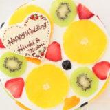 トロピカルな見た目が可愛い♡フルーツ断面ケーキをお取り寄せしてみた感想