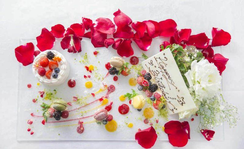 レギャン誕生日ケーキ