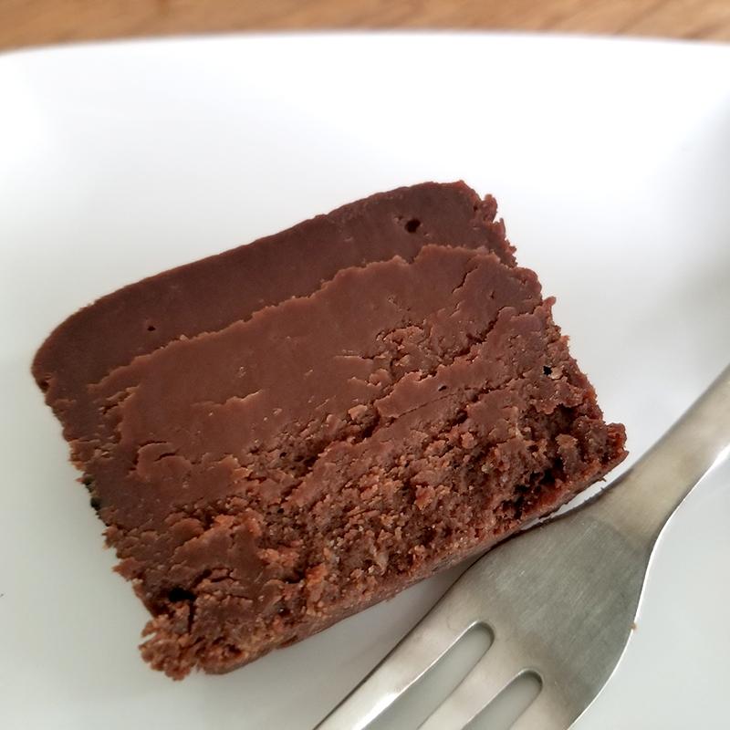 ダンデライオンチョコレートのダンデライオンチョコレートのガトーショコラ