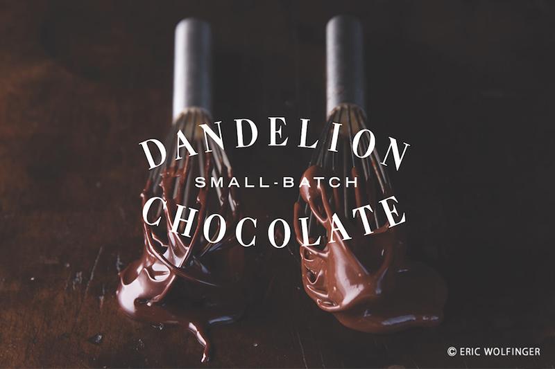 ダンデライオン・チョコレートとは?