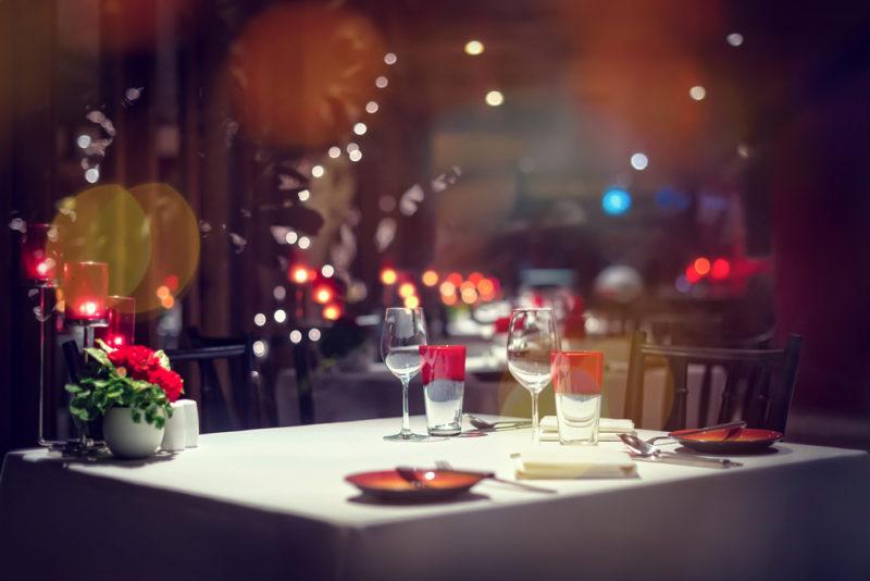 ラグジュアリーレストラン