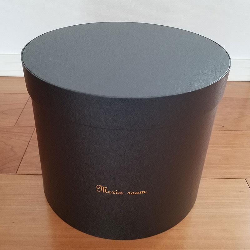 メッセージローズベアーの商品レビュー ボックス ケース