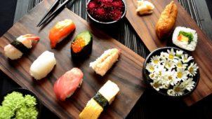 寿司デート