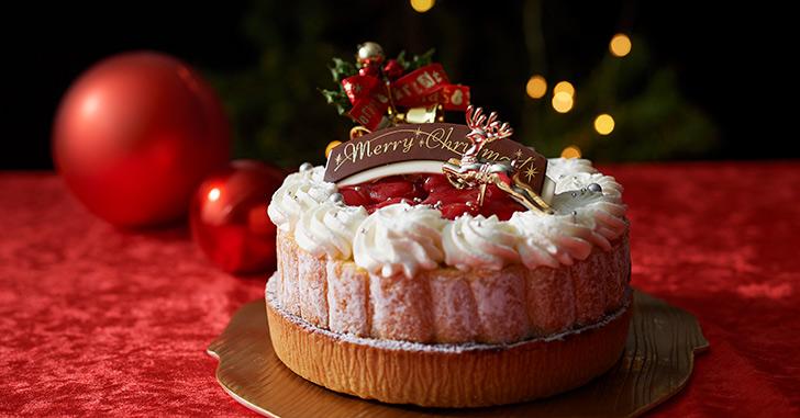 ルタオのクリスマスケーキ グランノエル
