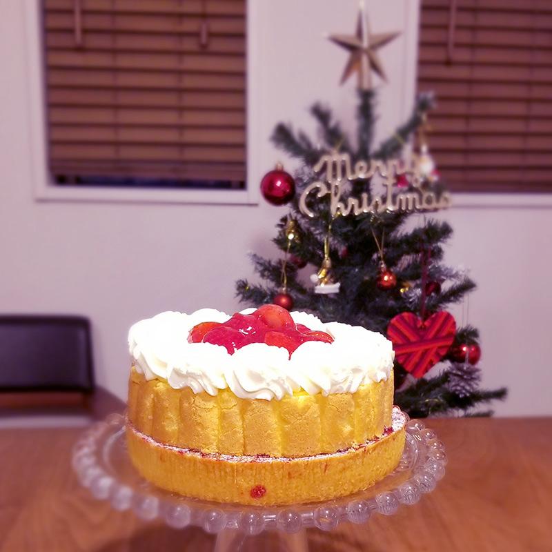 ルタオの2段クリスカスケーキ「グランノエル」 商品レビュー