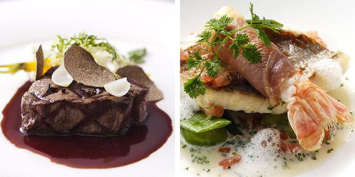キュイジーヌ エスト/ホテルメトロポリタン|池袋・伊仏料理 料理