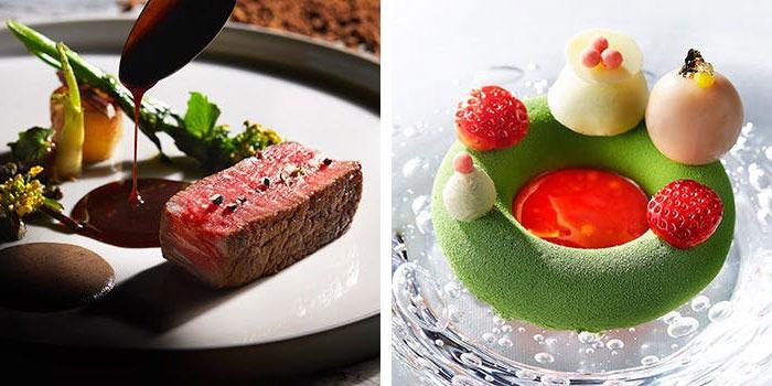 フレンチファインダイニング シグネチャー/マンダリン オリエンタル東京|三越前・フランス料理 料理 スイーツ