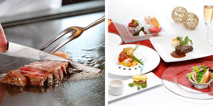レストラン けやき|虎ノ門・フランス料理、鉄板焼き 料理