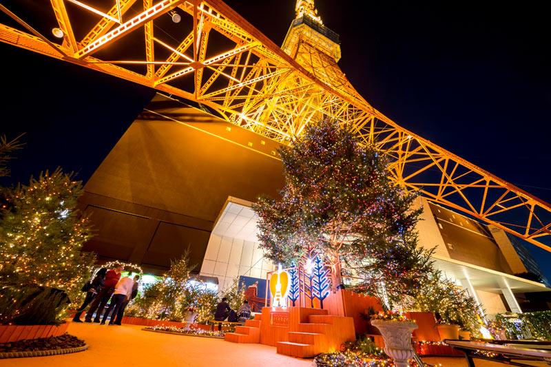 東京タワークリスマス