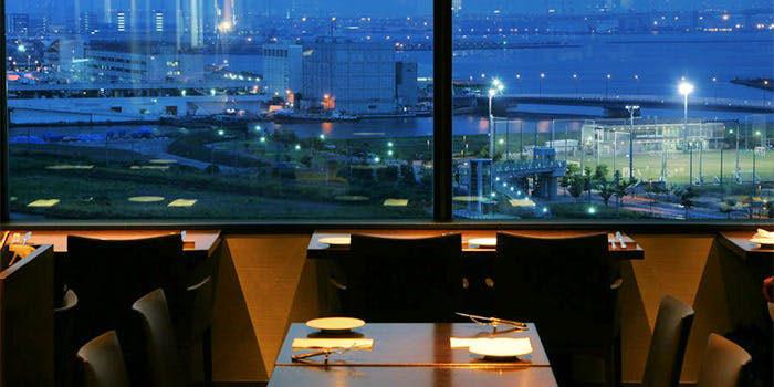 横浜レストラン イルピノーロ スカイテラス