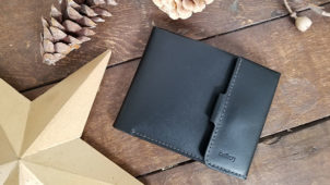 スリムでコンパクトな財布「ベルロイ コインフォルド ウォレット」