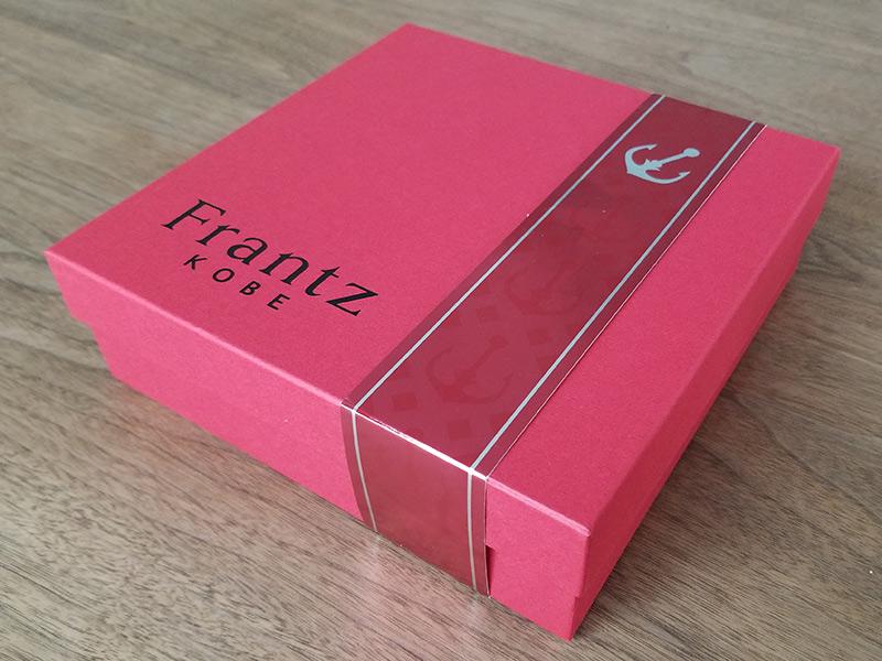 神戸フランツ「生チョコザッハ」を食べた感想