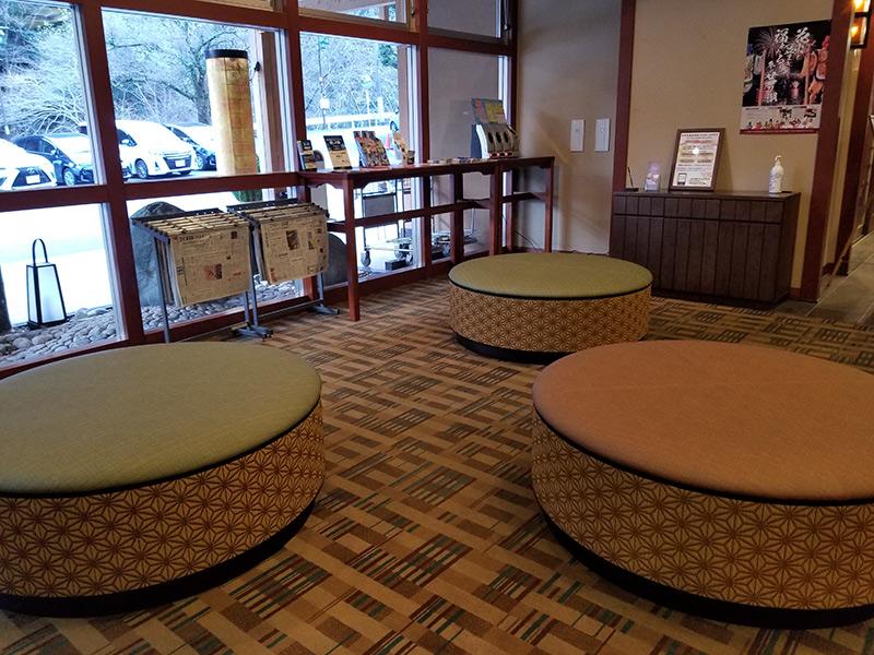 箱根湯本「ホテルおかだ」露天風呂付き客室待合所 「紅藤」に泊まってみた感想