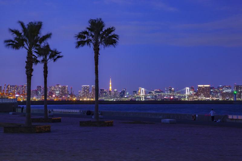 城南 島 海浜 公園 城南島海浜公園 東京都内の釣り場ガイド