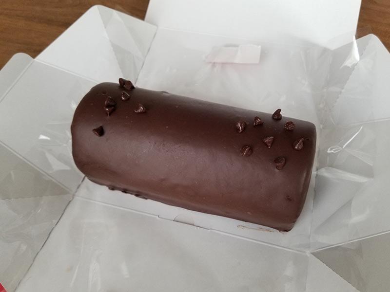 神戸ザッハロールを食べた感想 レビュー