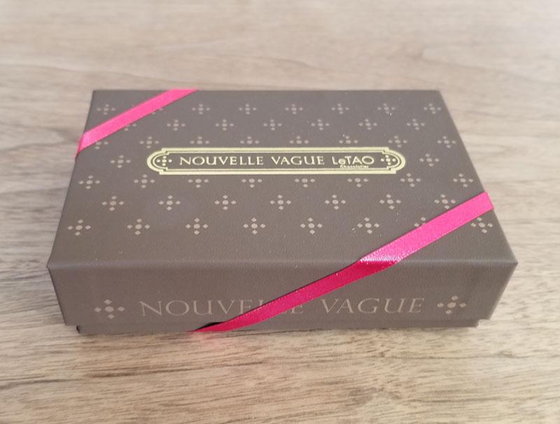 ルタオのバレンタインチョコ ヌーベルバーグを食べた感想