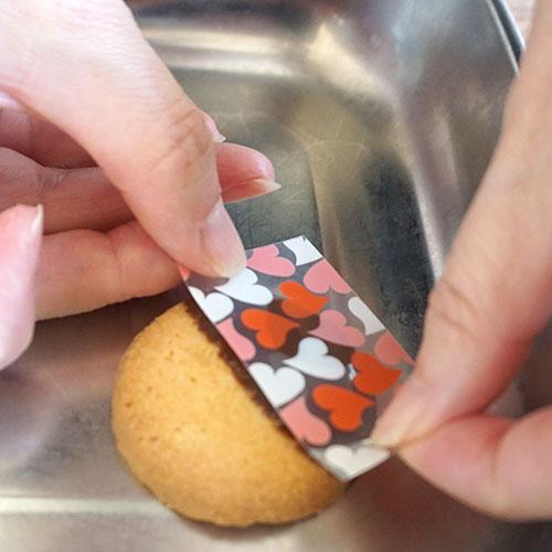 転写シートで簡単可愛い!チョコクッキーの作り方
