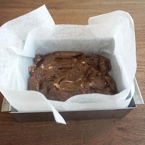 材料3つで完成!チョコヌガーバーの作り方