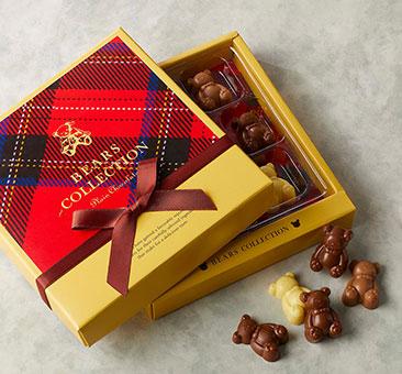 メリーチョコレート ベアーズコレクション