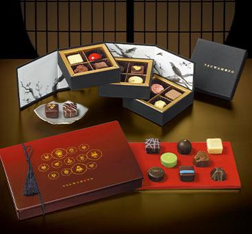 メリーチョコレート TSUWAMONO(つわもの)
