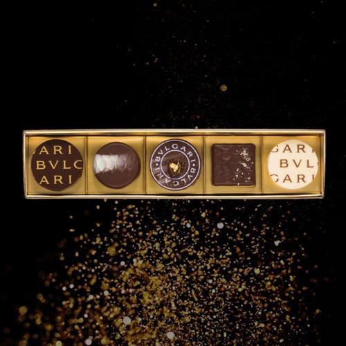 BVLGARI IL CIOCCOLATO(ブルガリ イル・チョコラート )チョコレート・ジェムズ(5個入)