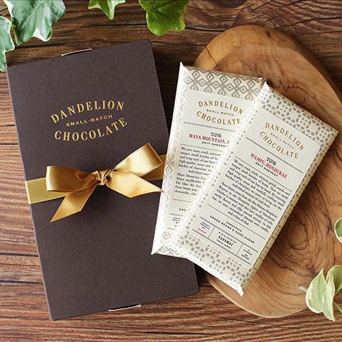 ダンデライオン チョコレート・コレクション(2枚)