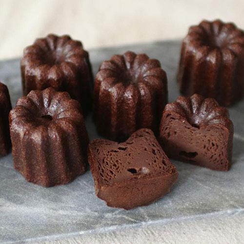 ダンデライオンチョコレート カヌレ 6個セット
